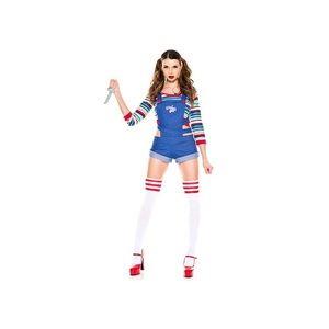 Pants - Nightmare Killer Doll Costume size XS